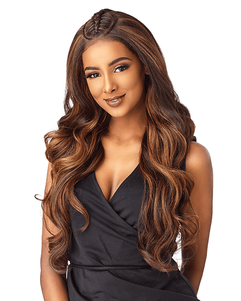 Sensationnel Cloud 9 What Lace Hairline Illusion Lace Wig  - Solana