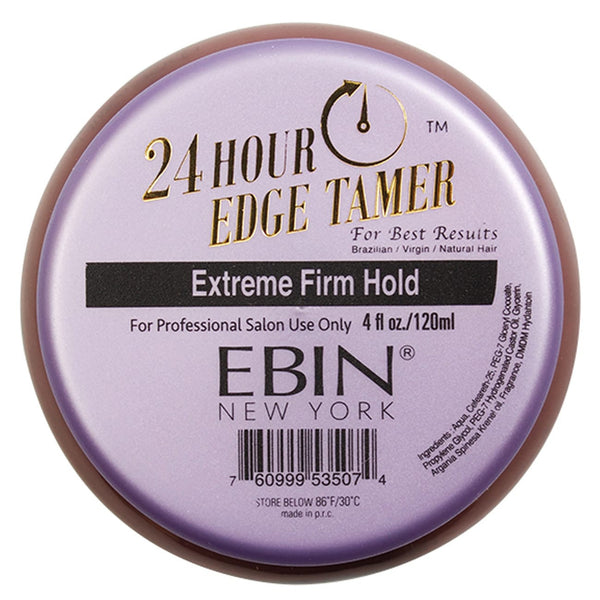 EBIN New York Argan Oil Edge Tamer Extreme Firm Hold (Edge Control) 4 Ounce - Beauty Empire