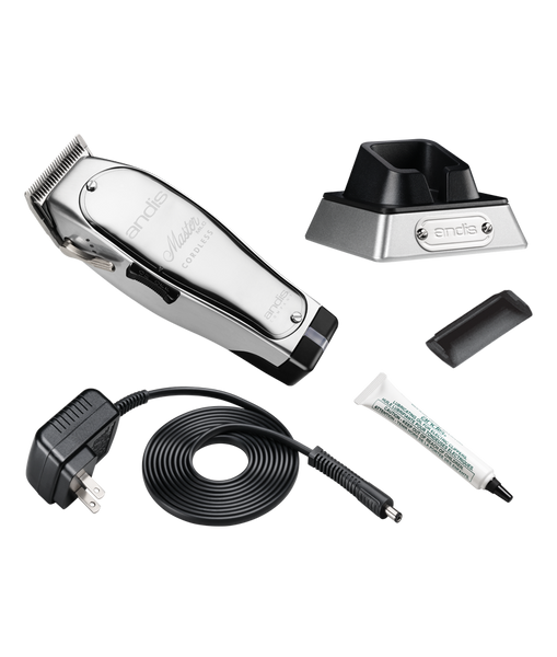 Andis Professional Master Cordless Lithium-Ion Clipper - Beauty Empire