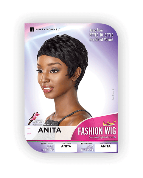 Sensationnel Instant Fashion Couture Wig - Anita