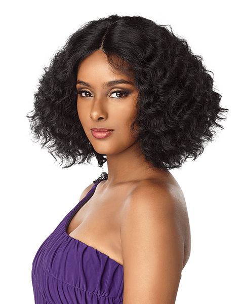 Sensationnel Empress Natural Center Part Lace Front Edge Wig - Tracee - Beauty Empire