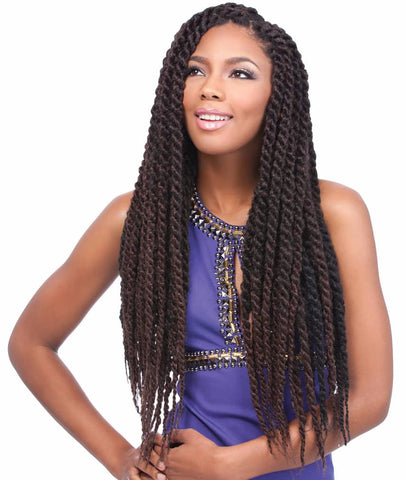 Outre X-Pression Braid - Senegalese Twist Large 18 Inches