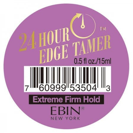 EBIN New York Argan Oil Edge Tamer Extreme Firm Hold (Edge Control) 0.5 Ounce - Beauty Empire