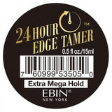 EBIN New York Argan Oil Edge Tamer Extra Mega Hold (Edge Control) 0.5 Ounce - Beauty Empire