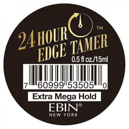 EBIN New York Argan Oil Edge Tamer Extra Mega Hold (Edge Control) 0.5 Ounce