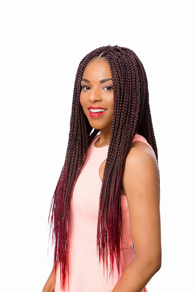 I & I Oh! Yes Hair Crochet Braid - Box Professional 20 Inches - Beauty Empire