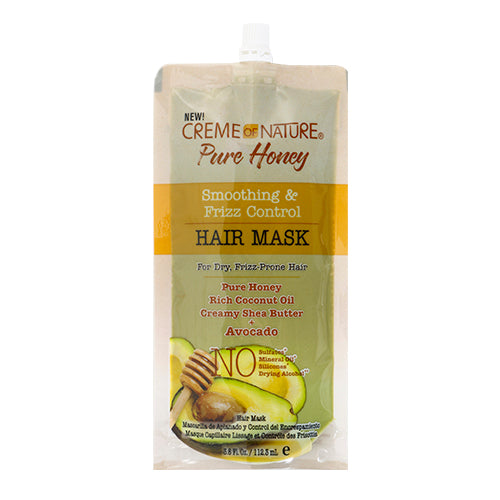 Creme Of Nature Pure Honey Smoothing & Frizz Control - Avacado 3.8oz