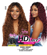 Mane Concept Red Carpet HD Synthetic Lace Front Wig - RCHD204 Harmony