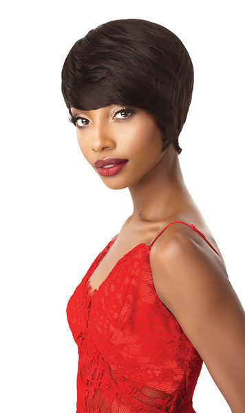 Outre Fab & Fly 100% Unprocessed Human Hair Wig - Renata - Beauty Empire