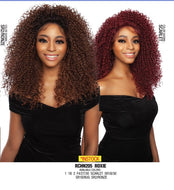 Mane Concept Red Carpet HD Natural Hairline Synthetic Lace Front Wig - RCHN205 Roxie