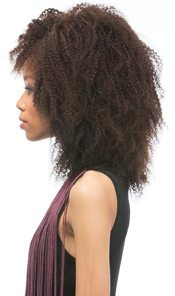 2 Pack Sale: Outre Velvet Brazilian Kinky Curl Remy Human Weaving Hair - Beauty EmpireOutre - 2