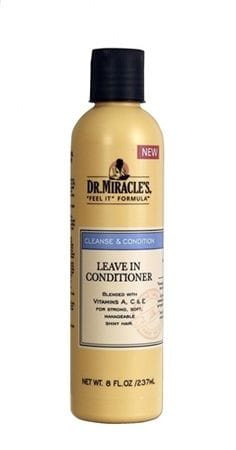 Dr. Miracle's Leave In Conditioner (8 Oz) - Beauty Empire