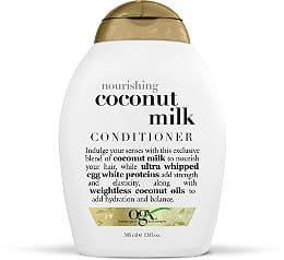 OGX Nourishing Coconut Milk Conditioner (13oz) - Beauty Empire