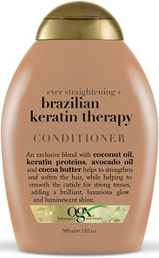 OGX Ever Straightening+ Brazilian Keratin Therapy Conditioner (13oz)