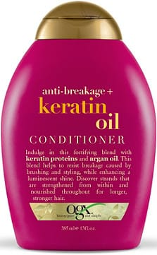 OGX Anti-Breakage+ Keratin Oil Conditioner (13oz) - Beauty Empire