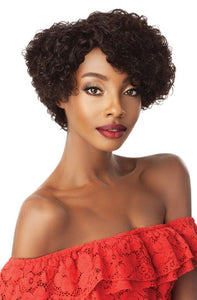 Outre Fab & Fly 100% Unprocessed Human Hair Wig - Alma