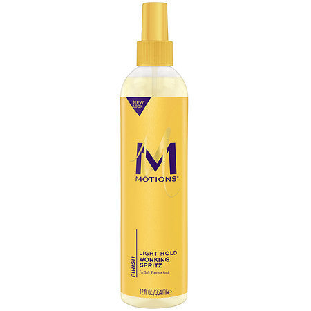 Motions Light Hold Working Spritz, Light Hold (12 Oz) - Beauty Empire