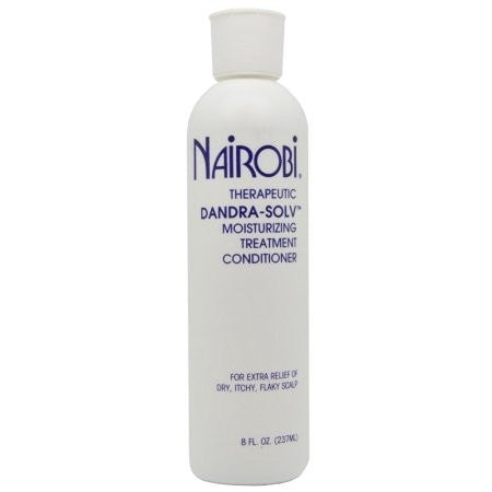 Nairobi Therapeutic Dandra-Solv Moisturizing Treatment Conditioner (8 oz) - Beauty Empire