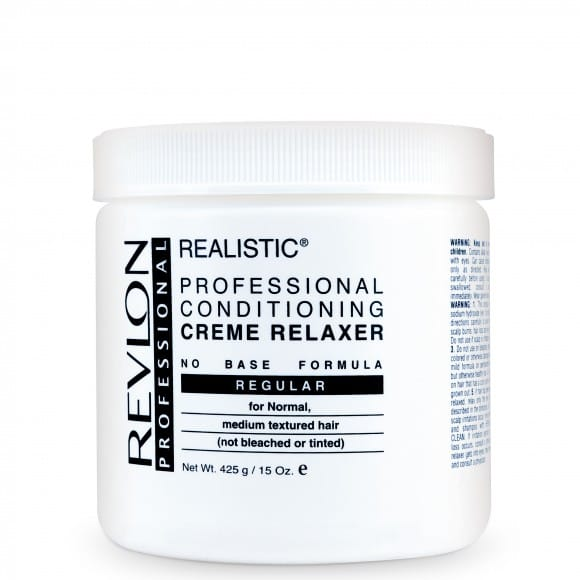 Revlon Realistic Conditioning Creme Relaxer Regular (15 Oz)