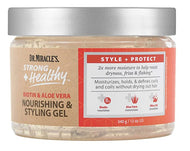 Dr.Miracle's Strong Healthy Biotin & Aloe Vera Nourishing & Styling Gel - 12oz