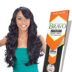 Buy One Get One Free Sale: Model Model Bravo Brazilian Remy Yaky - Beauty Empire
