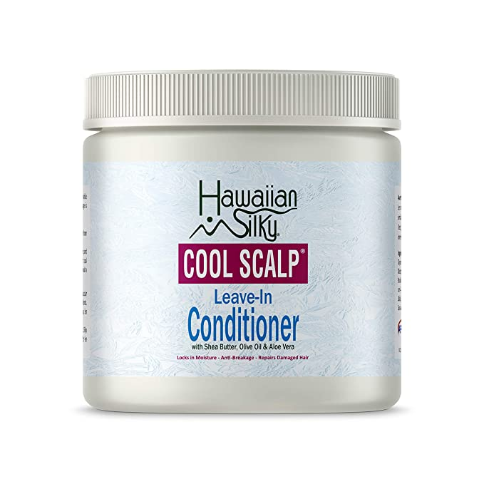 Hawaiian Silky Cool Scalp Leave-In Conditioner - 16oz