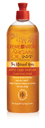 Creme Of Nature Apple Cider Vinegar Clarifying Rinse (15.5 Oz) - Beauty Empire