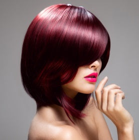 Adore Semi-Permanent Hair Color - 71 Intense Red - Beauty Empire