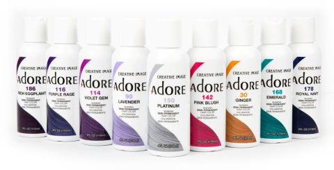 Adore Semi-Permanent Hair Color - 10 Crystal Clear