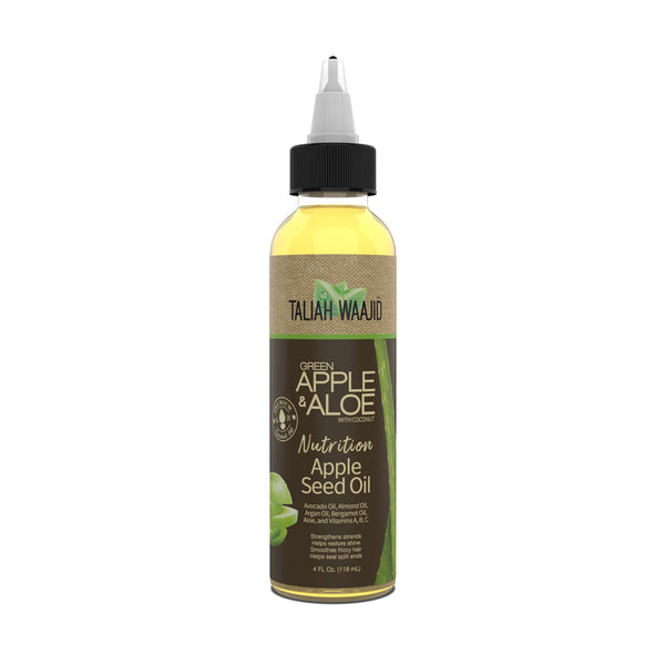 Taliah Waajid Green Apple & Aloe With Coconut - Nutrition Apple Seed Oil 4oz