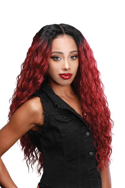Zury Sis Beyond Twin Part Lace Front Wig - Bless - Beauty Empire