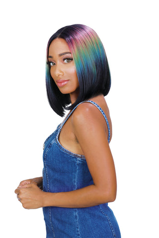Zury Beyond Synthetic Lace Front Wig - Ben