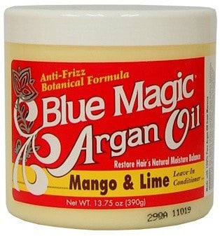 Blue Magic Argan Oil Mango & Lime Leave-In Conditioner (13.75 Oz) - Beauty Empire
