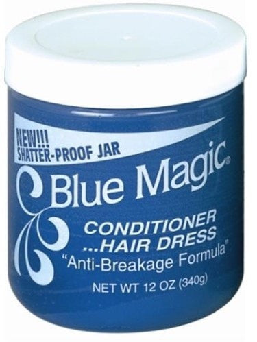 Blue Magic Conditioner Hair Dress (12 Oz) - Beauty Empire