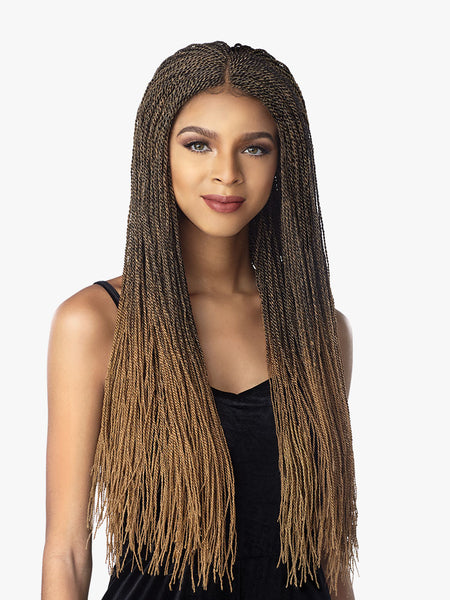 Sensationnel Cloud 9 4X4 Swiss Lace Front Wig - Micro Twist - Beauty Empire