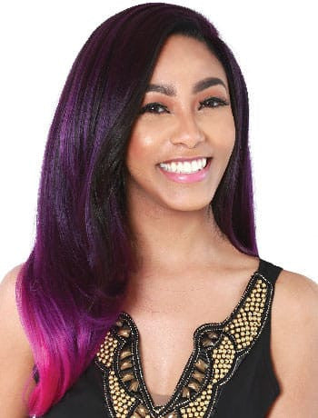 Zury Reversible Half Wig - CF-H RV Bora - Beauty Empire