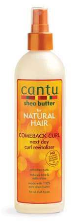 Cantu Comeback Curl Next Day Curl Revitalizer (12 Oz) - Beauty Empire