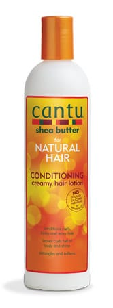 Cantu Conditioning Creamy Hair Lotion (12 Oz) - Beauty Empire