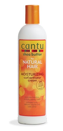 Cantu Moisturizig Curl Activator Cream (12 Oz) - Beauty Empire