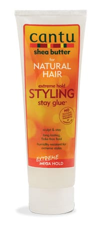 Cantu Extreme Hold Styling Stay Glue(8 Oz) - Beauty Empire