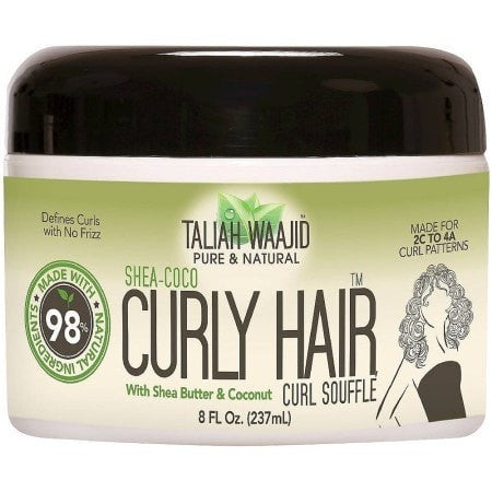 Taliah Waajid Shea-Coco Curly Hair Curl Souffle (8 oz) - Beauty Empire