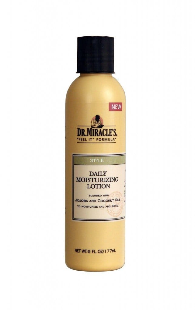 Dr. Miracle's Daily Moisturizing Lotion (6 Oz)