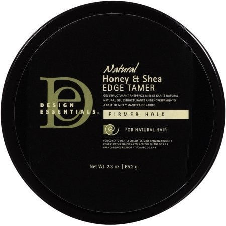 Design Essentials Natural Honey & Shea Edge Tamer Firmer Hold (2.3 oz) - Beauty Empire