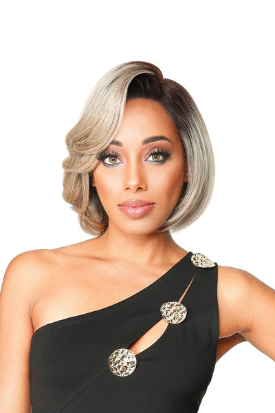 Zury Sis Diva Collection HD Synthetic Lace Front Wig - Woody