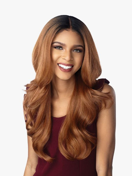 Sensationnel Dashly Synthetic Lace Front Wig - Unit 2 - Beauty Empire
