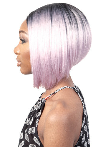 Motown Tress C-Curve Deep Lace Part Wig - DP. Smokey - Beauty Empire