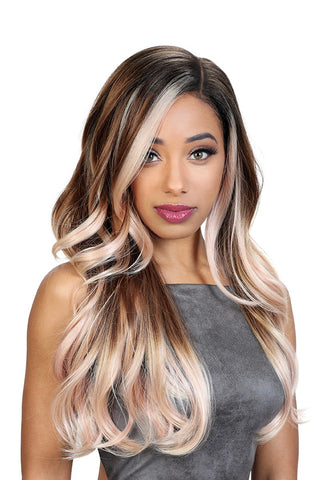 Zury Sis The Dream Free Shift 4 Inch Deep Part Wig - DR Free-H Peta