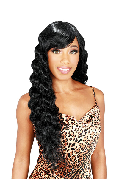 Zury Sis The Dream Synthetic Wig - Bang Crimp 26 Inches
