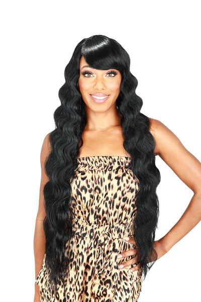 Zury Sis The Dream Synthetic Wig - Bang Crimp 30 Inches
