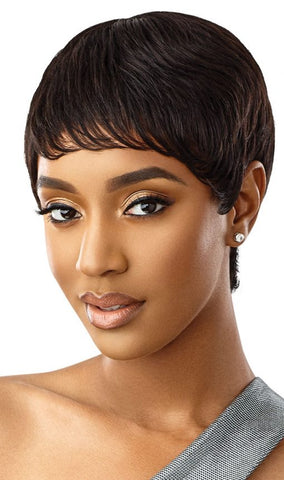 Outre 100% Human Hair Duby Wig - Asula